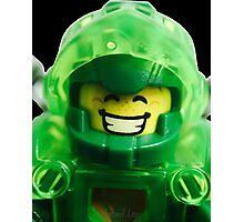 Lego Aaron minifigure Photographic Print