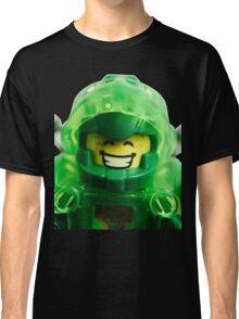Lego Aaron minifigure Classic T-Shirt