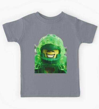 Lego Aaron minifigure Kids Tee