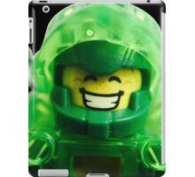 Lego Aaron minifigure iPad Case/Skin