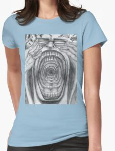 Scream-Ception II  Womens Fitted T-Shirt