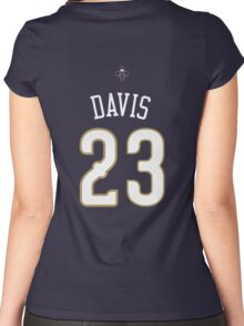 Anthony Davis Women's Fitted Scoop T-Shirt