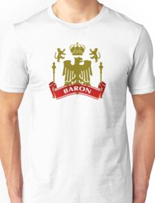 The Baron Coat-of-Arms Unisex T-Shirt