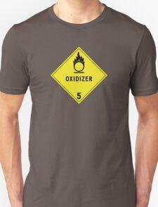 HAZMAT Class 5.1: Oxidizing Agent Unisex T-Shirt