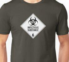 HAZMAT Class 6.2: Biohazard Unisex T-Shirt