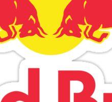 Red Bull Merch Sticker