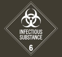 HAZMAT Class 6.2: Biohazard by Ruben Wills