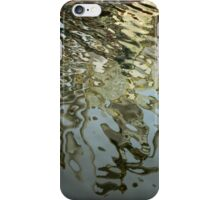 Reflections at the Thai Wat iPhone Case/Skin