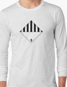 HAZMAT Class 9: Miscellaneous Long Sleeve T-Shirt