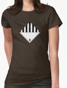 HAZMAT Class 9: Miscellaneous Womens Fitted T-Shirt