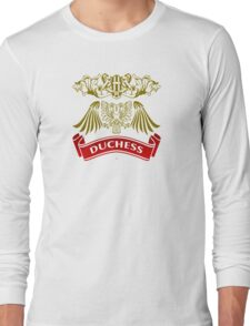 The Duchess Coat-of-Arms Long Sleeve T-Shirt