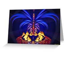 Night for Celebration Greeting Card