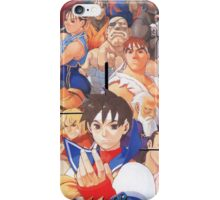 Streetfighter Zero 2 iPhone Case/Skin