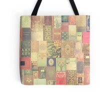 Dream with Books - Love of Reading Bookshelf Tote Bag