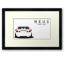 Lexus GS300 / Toyota Aristo Poster Framed Print
