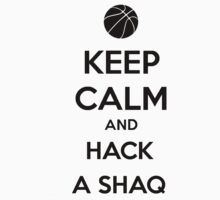 Hack a shaq by Babatunde93