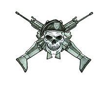 Infantry Rifles by B11ZZ4RD