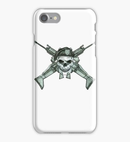 Infantry Rifles iPhone Case/Skin