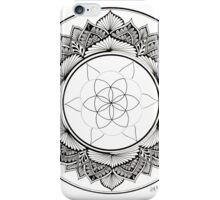 """""""Flower of Life Delight"""" iPhone Case/Skin"""