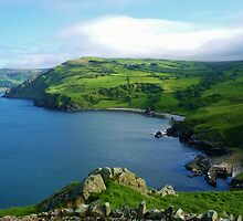Torr Head County Antrim Ireland  by Sean McAughey