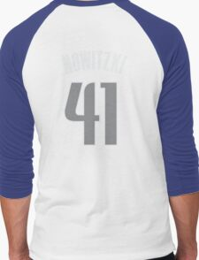 Dirk Nowitzki Men's Baseball ¾ T-Shirt