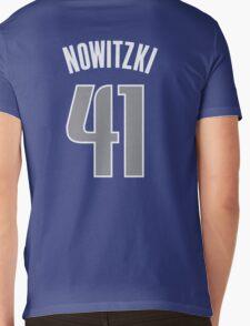 Dirk Nowitzki Mens V-Neck T-Shirt