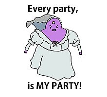 LSP PARTY TIME! Photographic Print