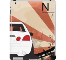 Lexus GS300 / Toyota Aristo Japanese Rising Sun iPad Case/Skin