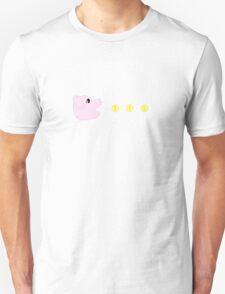 Pac-Pig Unisex T-Shirt