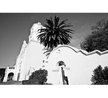San Luis Rey Mission Photographic Print