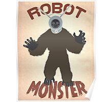 Robot Monster! Poster
