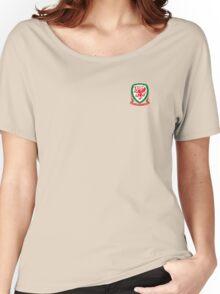 cymru am byth Women's Relaxed Fit T-Shirt