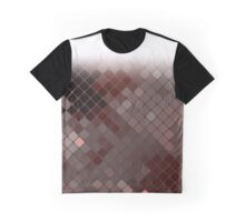Homescape - Mosaic in earth tones with vignette Graphic T-Shirt