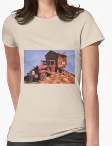 Retirement Dream Womens Fitted T-Shirt