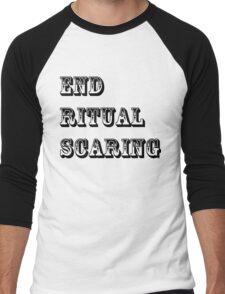 End Ritual Men's Baseball ¾ T-Shirt