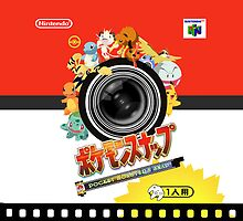 Pocket Monsters Snap by SnapFlash