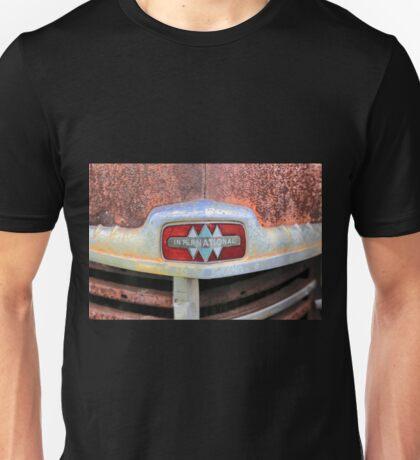 International Rust Unisex T-Shirt