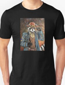 Steam Punk Raccoon T-Shirt