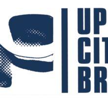 UCB - Blue Sticker