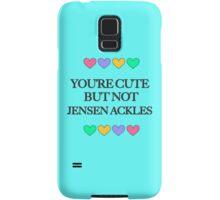 Cute but not Jensen Ackles - liferuiner 04 Samsung Galaxy Case/Skin
