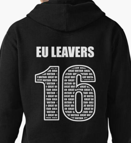 EU Leavers 16 Pullover Hoodie