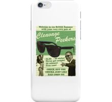 Cleavage Peekers iPhone Case/Skin