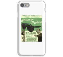 Cleavage Peekers iPhone Case/Skin