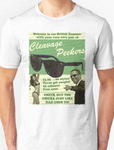 Cleavage Peekers T-Shirt