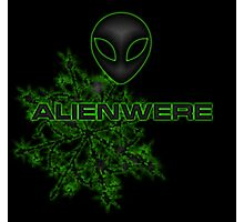 Alienwere Photographic Print