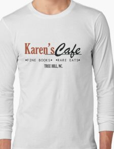 Karen's Cafe - One Tree Hill Long Sleeve T-Shirt
