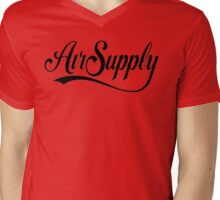 air supply Mens V-Neck T-Shirt