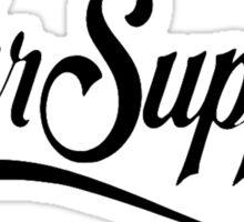air supply Sticker