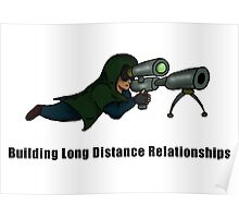 Building Long Distance Relationships Poster