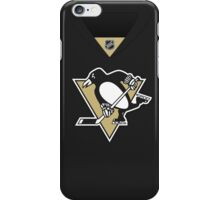 Pittsburgh Penguins 2007-16 Home Jersey iPhone Case/Skin